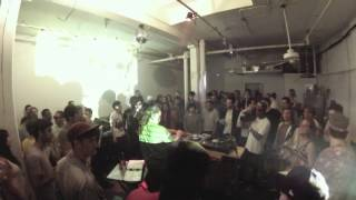 DJ Qu 60 Minute Mix Boiler Room NY Deconstruct x The Corner Takeover