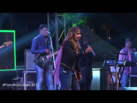 Panchmahotsav 2017 Live | First Day | Aishwarya Majmudar | 23-12-2017 | Part-1