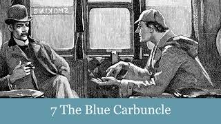 A Sherlock Holmes Adventure: 7 The Blue Carbuncle Audiobook