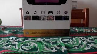 Unboxing PSP 3000 Pt - Br