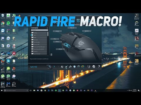 Repeat PUBG Rapid Fire Macro Tutorial by Javvy - You2Repeat