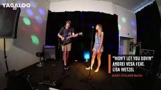 """Andrei Vesa - """"Won't Let You Down"""" (acoustic)"""