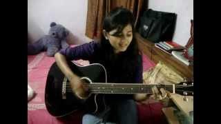 Jaane Kyun Dostana  guitar cover by Priyanka