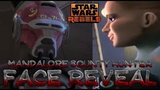 Mandalore Bounty Hunter FACE REVEAL | Rebels Secrets Revealed #10