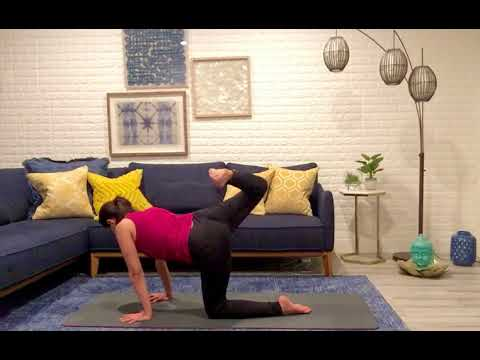 yoga for lower back pain  tight hips  youtube