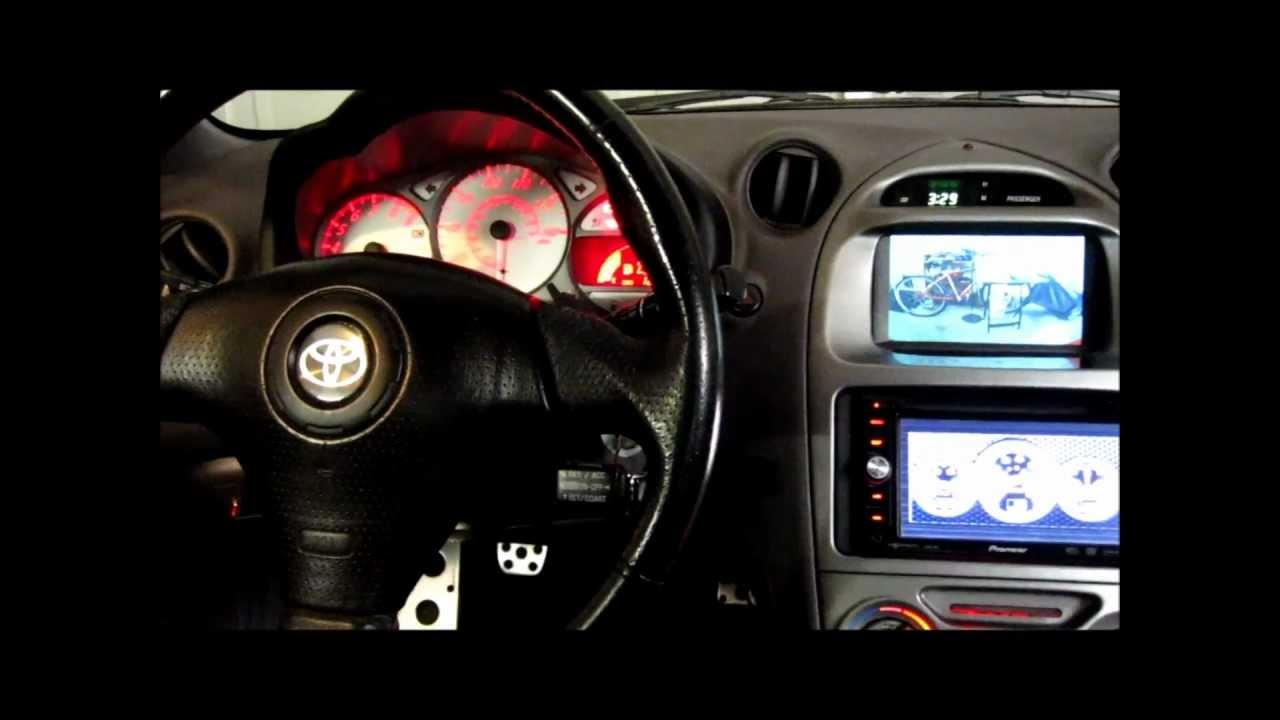 Klint S Celica Gt S Usjdm Interior Youtube