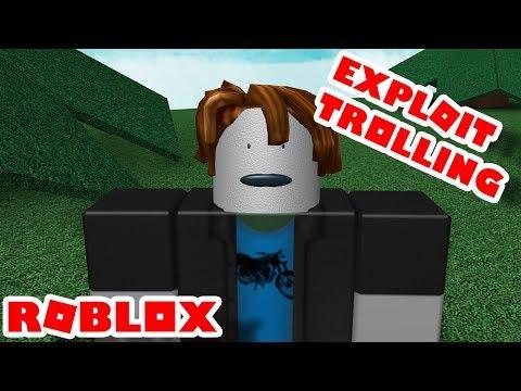 ROBLOX EXPLOIT TROLLING    SING SCRIPT!