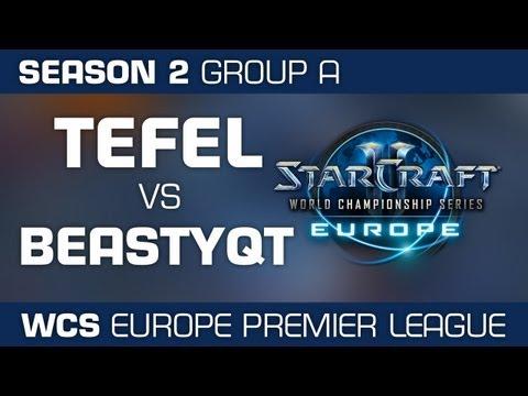 Tefel vs. Beastyqt - Group A Ro32 - WCS European Premier League - StarCraft 2
