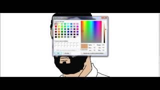 رسم بالكمبيوتر من رفعي اسماعيل