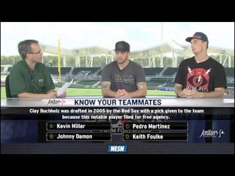 Know Your Teammates: Blake Swihart and Henry Owens