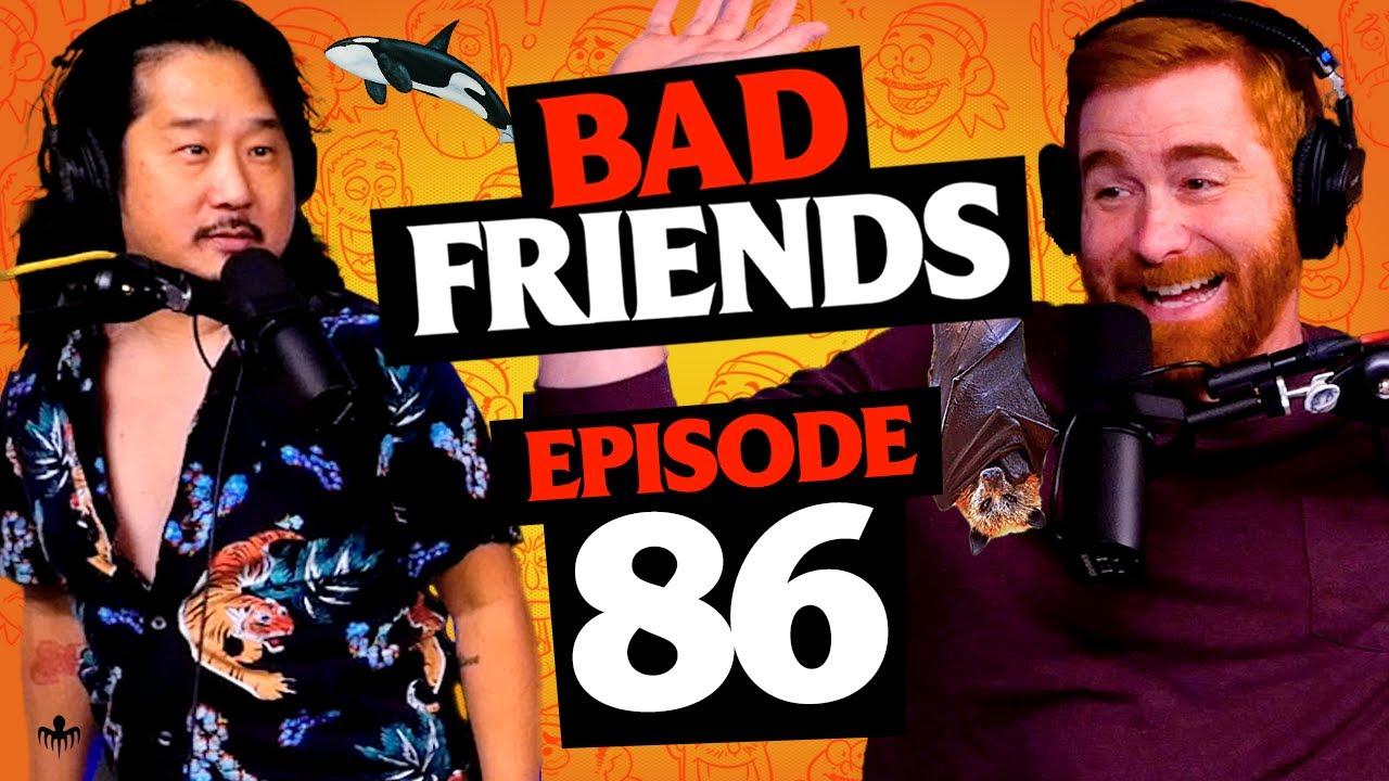 Mr. Bond & Odd Job | Ep 86 | Bad Friends