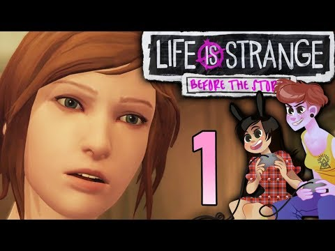 LIFE IS STRANGE BEFORE THE STORM EPISODE 2 - 2 GIRLS 1 LET'S PLAY GAMEPLAY WALKTHROUGH PART 1