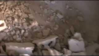 درعا خربة غزالة آثار الدمار نتيجة القصف على البلدة 10 10 2012 جـ4