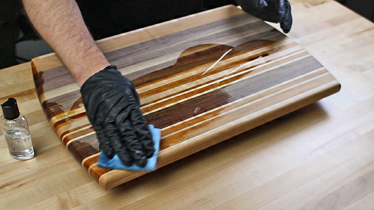 Epoxy For Cutting Boards