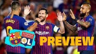 BARÇA 5-1 LYON | Match preview