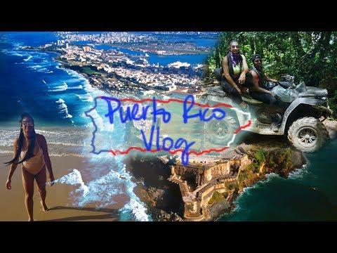 VLOG | Puerto Rico Trip Pt. 2!