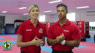 Instructor Tip- Using your Body Language as a Self Defence tool
