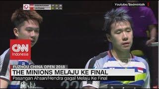 The Minions Melaju ke Final di Fuzhou China Open 2018