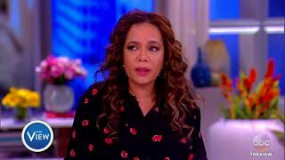 'Real Housewives Of New York' Fight Over Divorce V. Death | The View