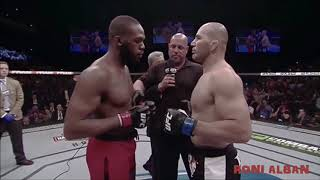 Jon Jones best fight compilation