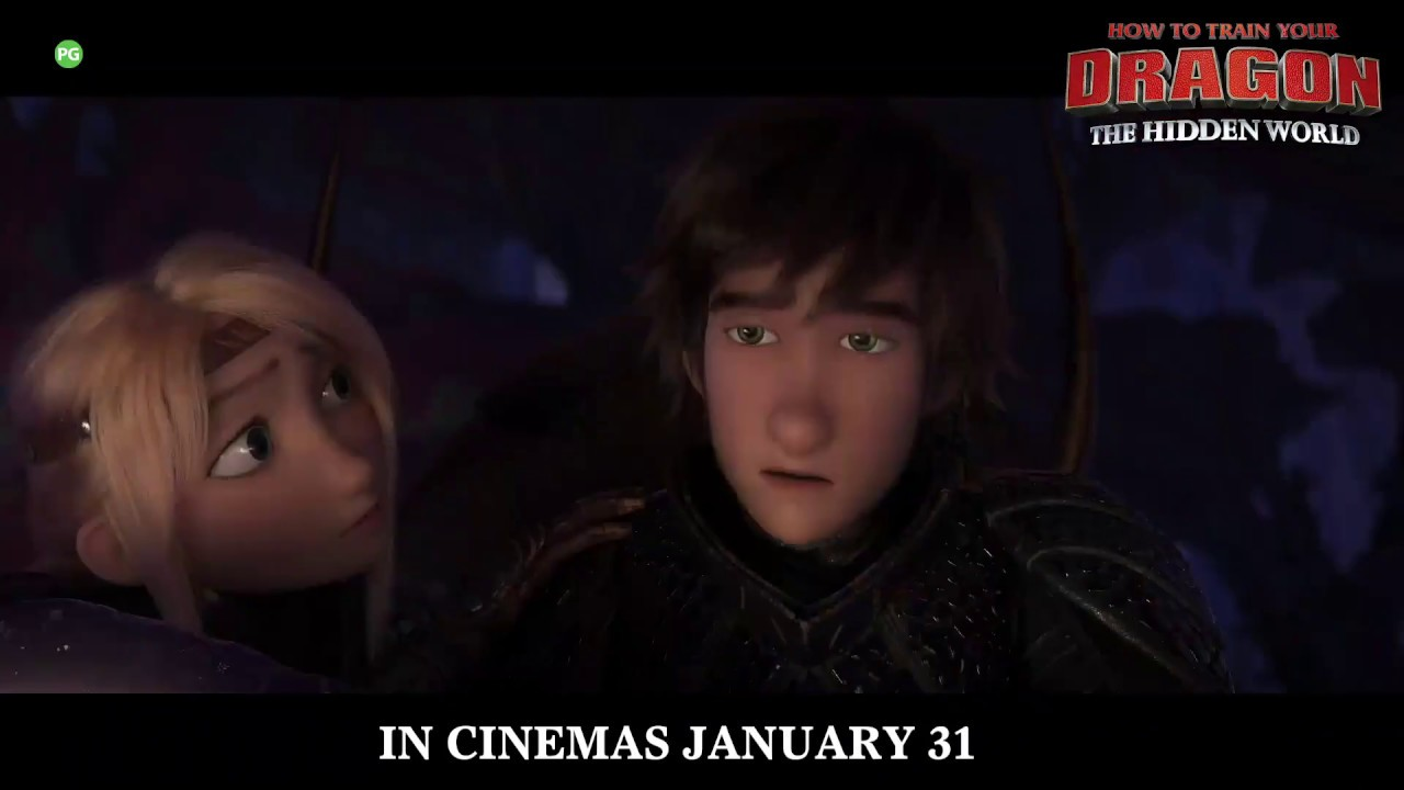 How To Train Your Dragon 3 (2019) Showtimes, Tickets