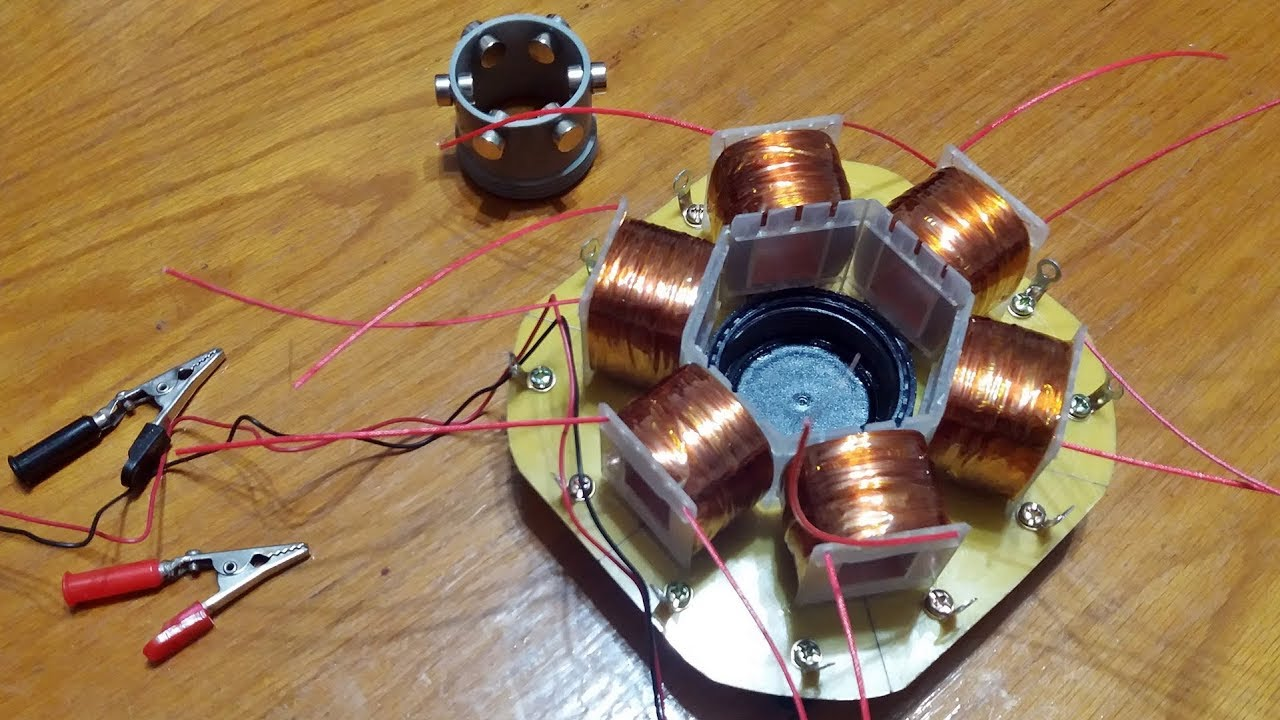 бесплатное ознакомительное фото сделать генератор из двигателя от магнитофона вспомнил