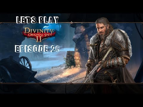 [FR][Tacticien] LET'S PLAY DIVINITY : ORIGINAL SIN 2 : Mordu