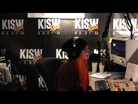 Sin Circus KISW Interview Seattle