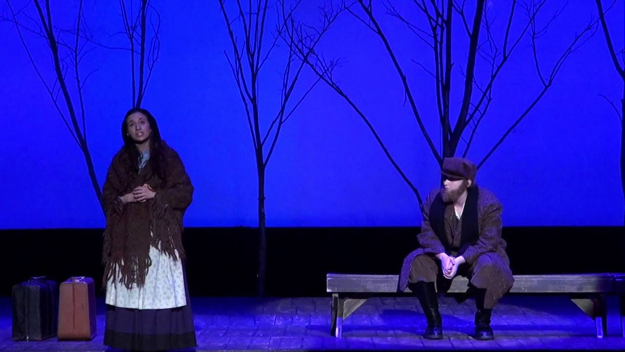 Far From The Home I Love Fiddler On The Roof Youtube