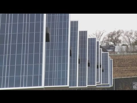 Growth of solar power sparks Valley's interest in alternative energy