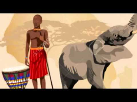【1513】 African - Melody Meditation