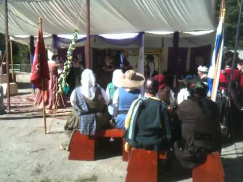 Saint Andrew's Noble Order of Royal Scots at Shaver Lake Faire