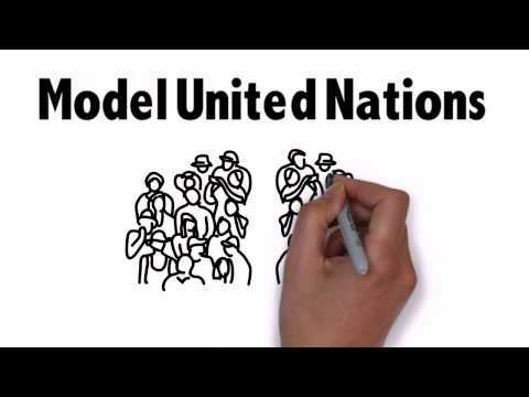 Model United Nations CSUSM