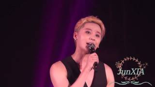 160612 XIA 5th Asia Tour XIGNATURE - How Can I Love You