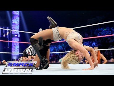 Charlotte vs. Alicia Fox: SmackDown, Oct. 15, 2015