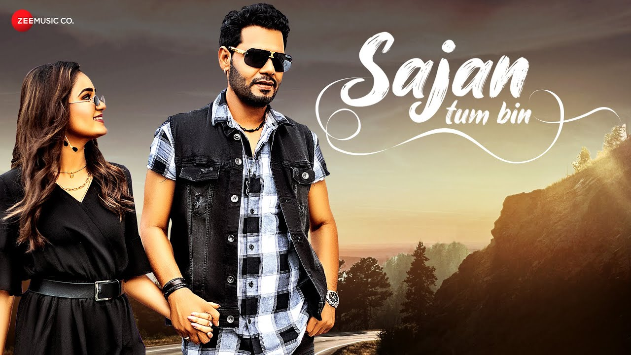 Sajan Tum Bin - Official Music Video   Asif Ali   Diksha Sharma