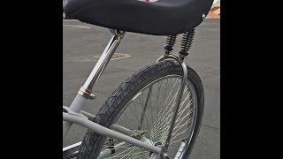Bicycle Sissybar Pinces Caoutchouc tasses vis Lowrider Vélos