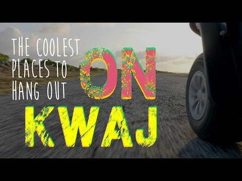 The Coolest Places To Hang Out On Kwajalein