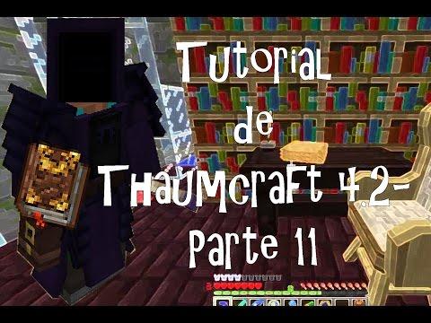 tutorial-de-thaumcraft-4.2---parte-11---ferramentas-arcanas,-clusters-e-espelho-mágico-de-mão