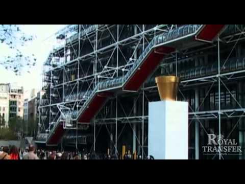 Centre Georges Pompidou Paris Attraction France - Royal Airport Transfer