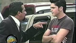 ¡Que Locura! El Inspector Rodriguez (Sergio García)