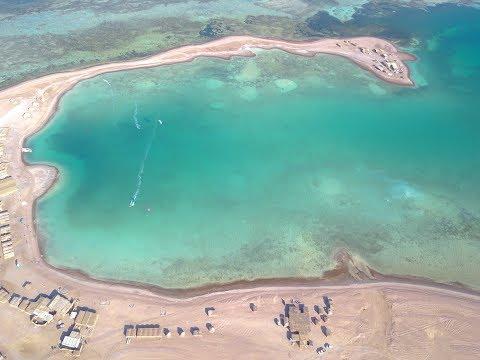Egypt | Sinai | Blue Lagoon | KiteSurfing