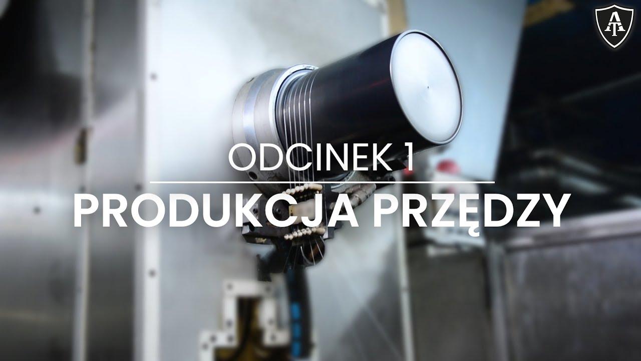 Produkcja przędzy - odcinek 1 - Akademia Toptextil