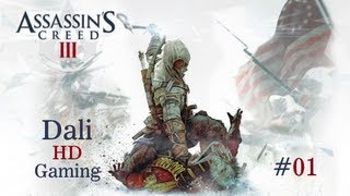 Assassin's Creed 3 PC HD 1080p pt 1