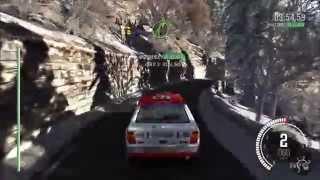 DiRT Rally - Lancia Delta HF Integrale Gameplay (PC HD) [1080p]