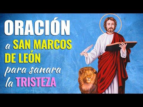 🙏 Oración Milagrosa a San Marcos de León para SANAR LA TRISTEZA 😥