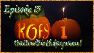 13 - HallowBirthdayween!