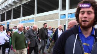 Tipperary V Limerick Pre & Post Match Fan Reactions