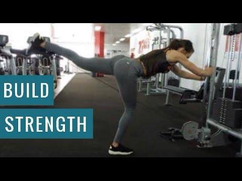The Training Partner Everyone NEEDS!! | Strength Work | #OptimumNutrition