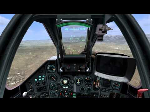 DCS World Navigation and Landing Tutorial
